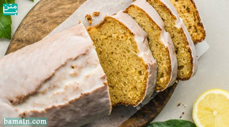 طرز تهیه کیک ماست و لیمو به همراه مواد لازم
