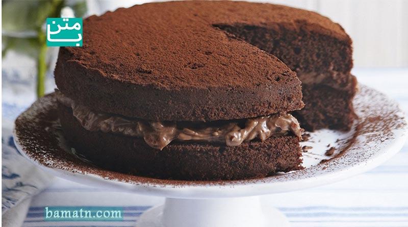 طرز تهیه کیک شکلاتی خوشمزه به همراه دستور پخت