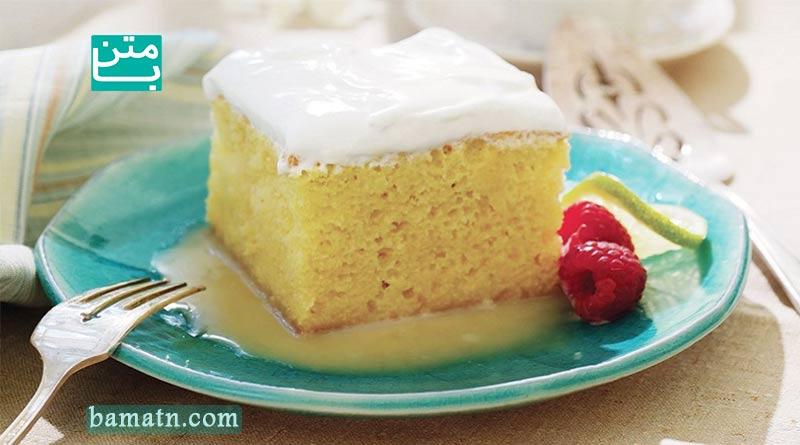 طرز تهیه کیک سه شیر به همراه دستور پخت و مواد لازم