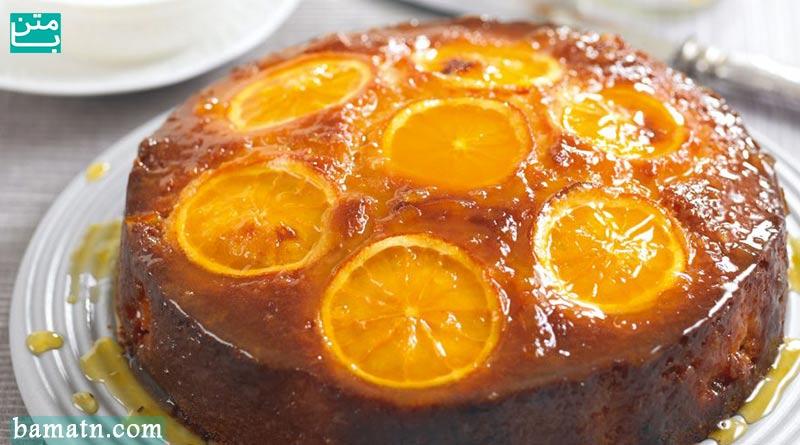 طرز تهیه کیک مارمالاد خوشمزه به همراه دستور پخت