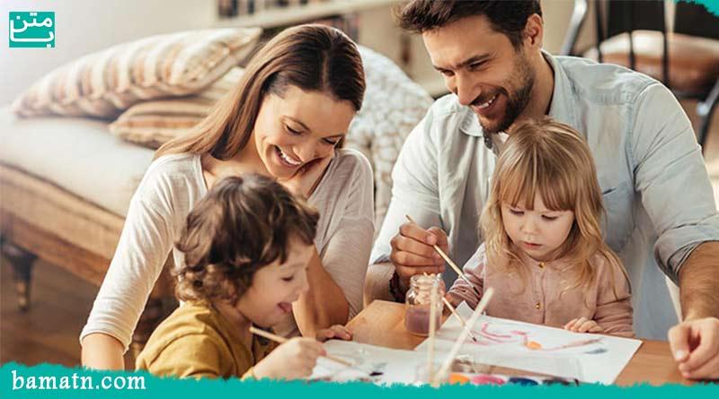 اصول تربیت فرزند و داشتن خانواده سالم