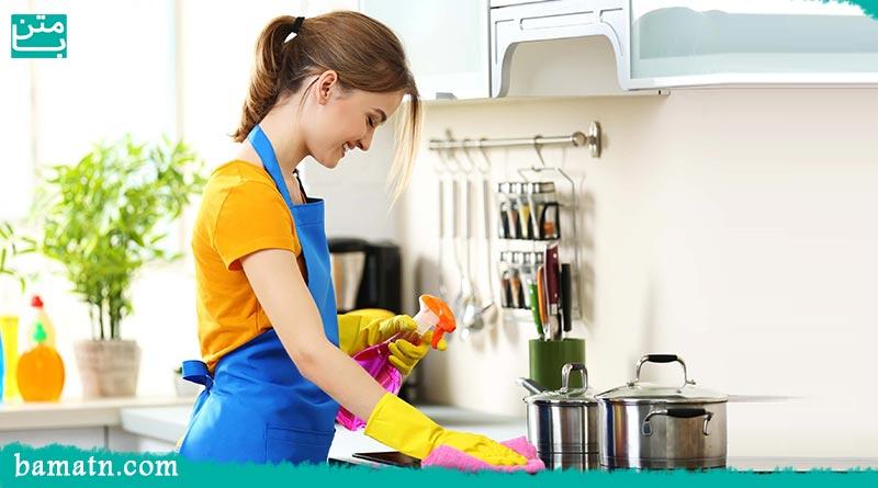 تمیزی وسایل ظروف نقره ، گلدان و کفش