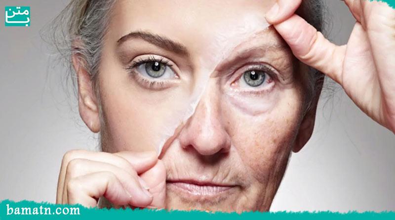 درمان چین و چروک صورت در طب سنتی حکیم خیراندیش