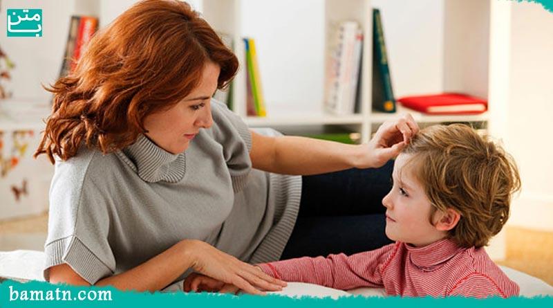 رفتار والدین با فرزندان و مشکلات دوره نوجوانی