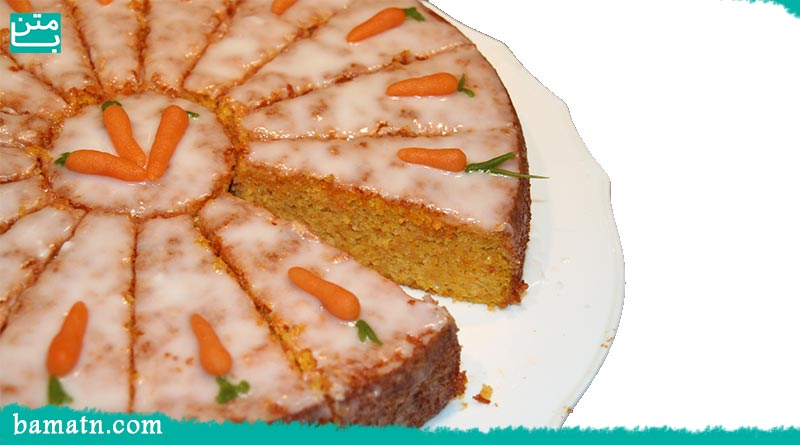 آموزش طرز تهیه کیک هویج و گردو با دارچین خوشمزه