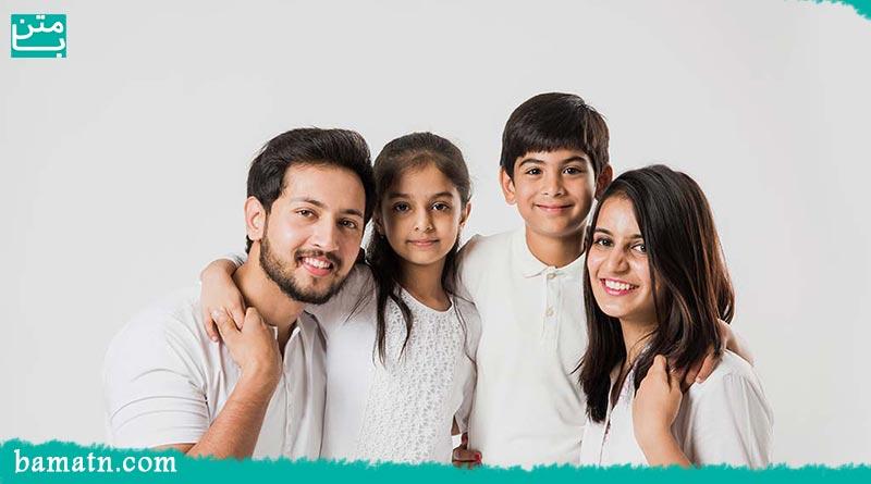 اهمیت تربیت فرزندان در خانواده به همراه مهارتهای فرزند پروری