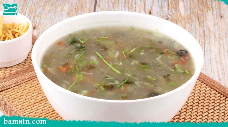 آموزش طرز تهیه آش غوره خوشمزه با گوشت چرخ کرده و برنج