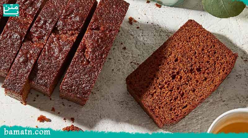 طرز تهیه و پخت کیک شاه توت با کره به همراه دستور پخت