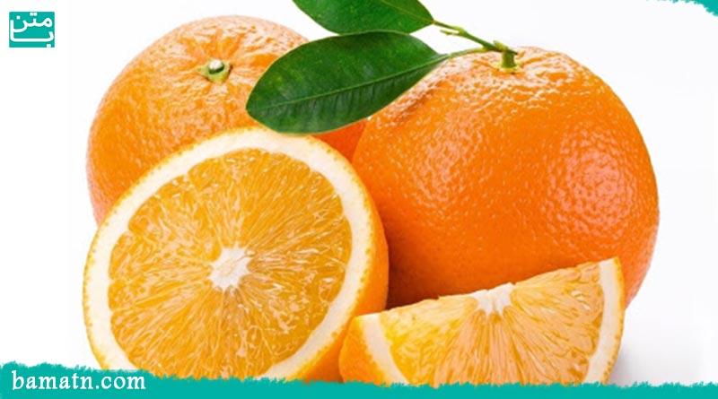 خواص پرتقال چیست؟ آیا رفع چین و چروک صورت با پرتقال امکان دارد