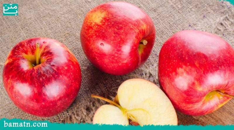 خواص سیب چیست؟ آیا درمان یبوست با سیب امکان دارد