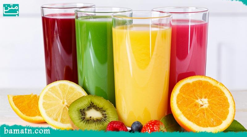 نوشیدنی های مناسب فصل تابستان برای مزاج های مختلف