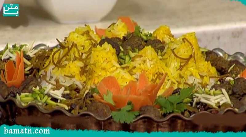 طرز تهیه کوفته پلو خوشمزه با گوشت چرخ کرده و برنج