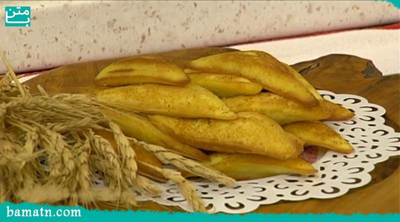 فیلم آموزش طرز تهیه نان کماج خوشمزه مخصوص صبحانه