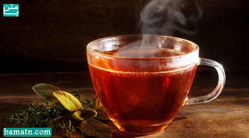 آیا چای ضرر دارد و همراه چای چه ادویه ای مصرف شود؟