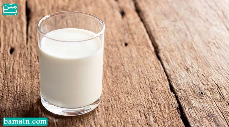 شیر و پاکسازی بدن و دمنوش ها و مواد غذایی مفید برای آلودگی هوا