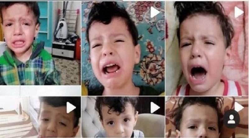 کودک آزاری در مشهد - رفتار بی رحمانه مادر مشهدی با کودکش