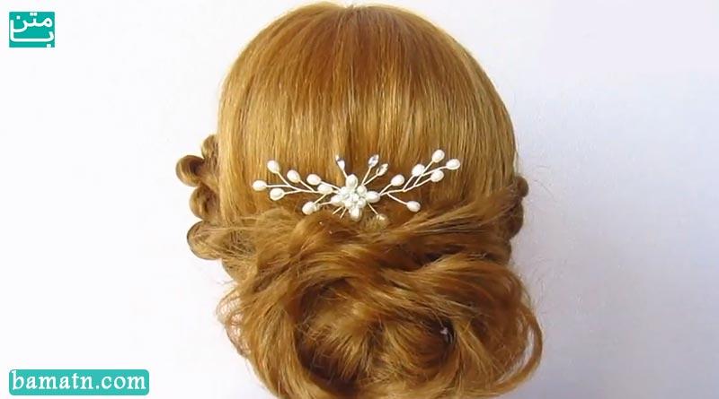 فیلم آموزش بافت موی سر مرحله به مرحله مناسب برای خانم ها