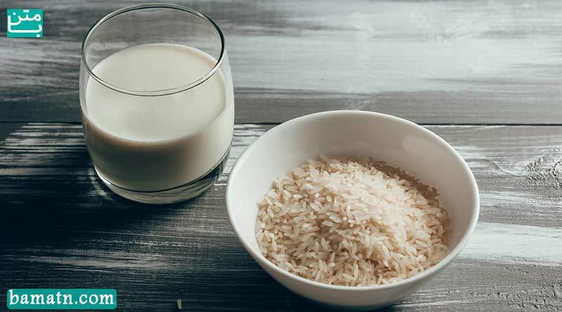 فیلم آموزش طرز تهیه شیر برنج خوشمزه با دستور پخت آن